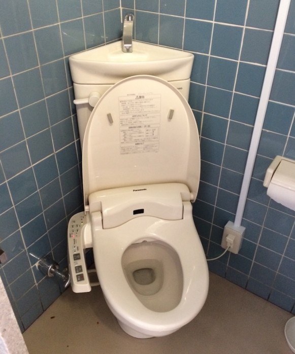 CONTENTZのシャワートイレ
